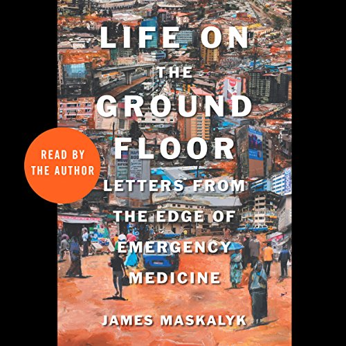 Life on the Ground Floor audiobook cover art