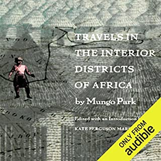 Travels in the Interior Districts of Africa cover art