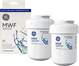 MWF Water Filter for GE Refrigerator Water Filter Replacement Compatible with GE..
