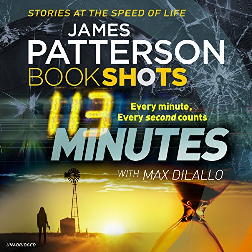 113 Minutes audiobook cover art