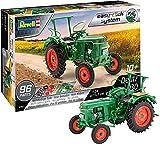 Revell Easy Click System 07821 Tracteur à ConstruireDeutz D30, Échelle 1/24