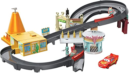 Mattel - Cars - Radiator Springs Trackset Assortment (Disney/Pixar)