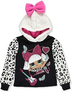 L.O.L. Surprise! Girl's Hoodie Pullover Sweatshirt Diva Woobie Hood
