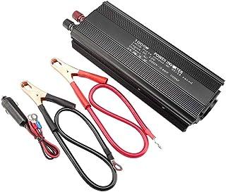 Inversor De Onda Sinusoidal Pura 12 V a 220V 1000W Inversor De Corriente con Panel Solar para La Generación De Energía En El Hogar