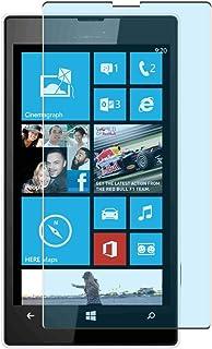 Vaxson 4-pack anti-blått ljus skärmskydd, kompatibelt med NOKIA Lumia 520, blått ljusblockerande film TPU-skydd [INTE härd...