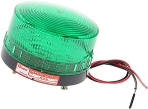 Blesiya Noodsituatie LED-richtingaanwijzer Zwaailicht Waarschuwingslicht Gloeilamp Zoemer 12V