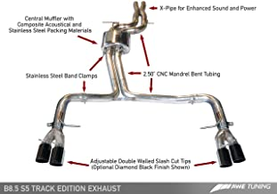 audi s5 awe exhaust
