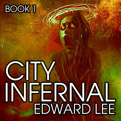 City Infernal audiobook cover art