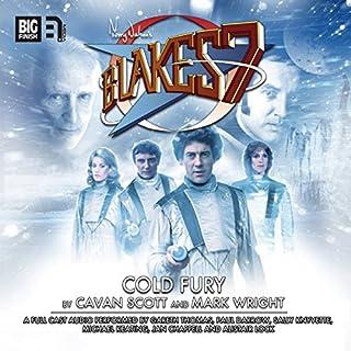 Blake's 7 - 1.5 Cold Fury cover art