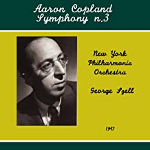 Aaron Copland : Symphony No.3 - V. Quiet City for Cor Anglais Trumpet and Strings
