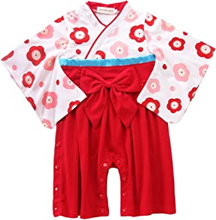 Baby Boy Clothes Organic Cotton Kimono Short Sleeve Romper Pajamas with Cute Pattern