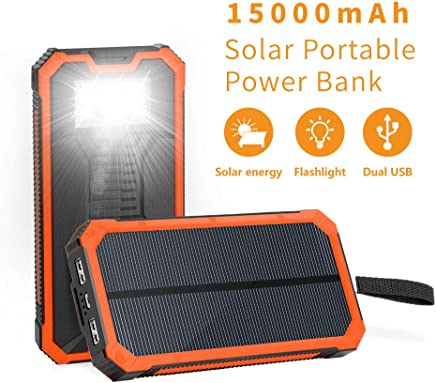 official photos 39788 7c6eb Amazon.com: iPhone 5/5S/SE - Solar Chargers / Chargers & Power ...