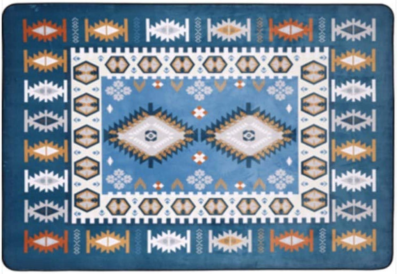 conveniente MYLEDI Alfombra para Sala De De De Estar Familiar, Impresión En Color Estilo Mediterráneo,1,160  230  suministro directo de los fabricantes