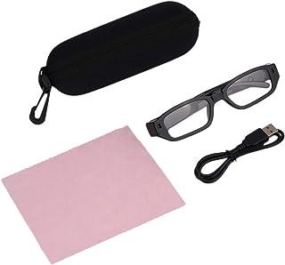 JC 16/GB 1920/x 1080P C/ámara oculta gafas gafas videoc/ámara grabadora de v/ídeo Mini DV