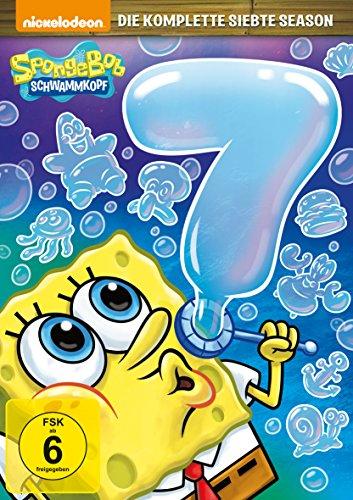 SpongeBob Schwammkopf - Die komplette siebte Season [4 DVDs]