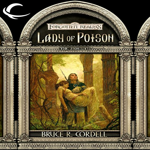 Lady of Poison audiobook cover art