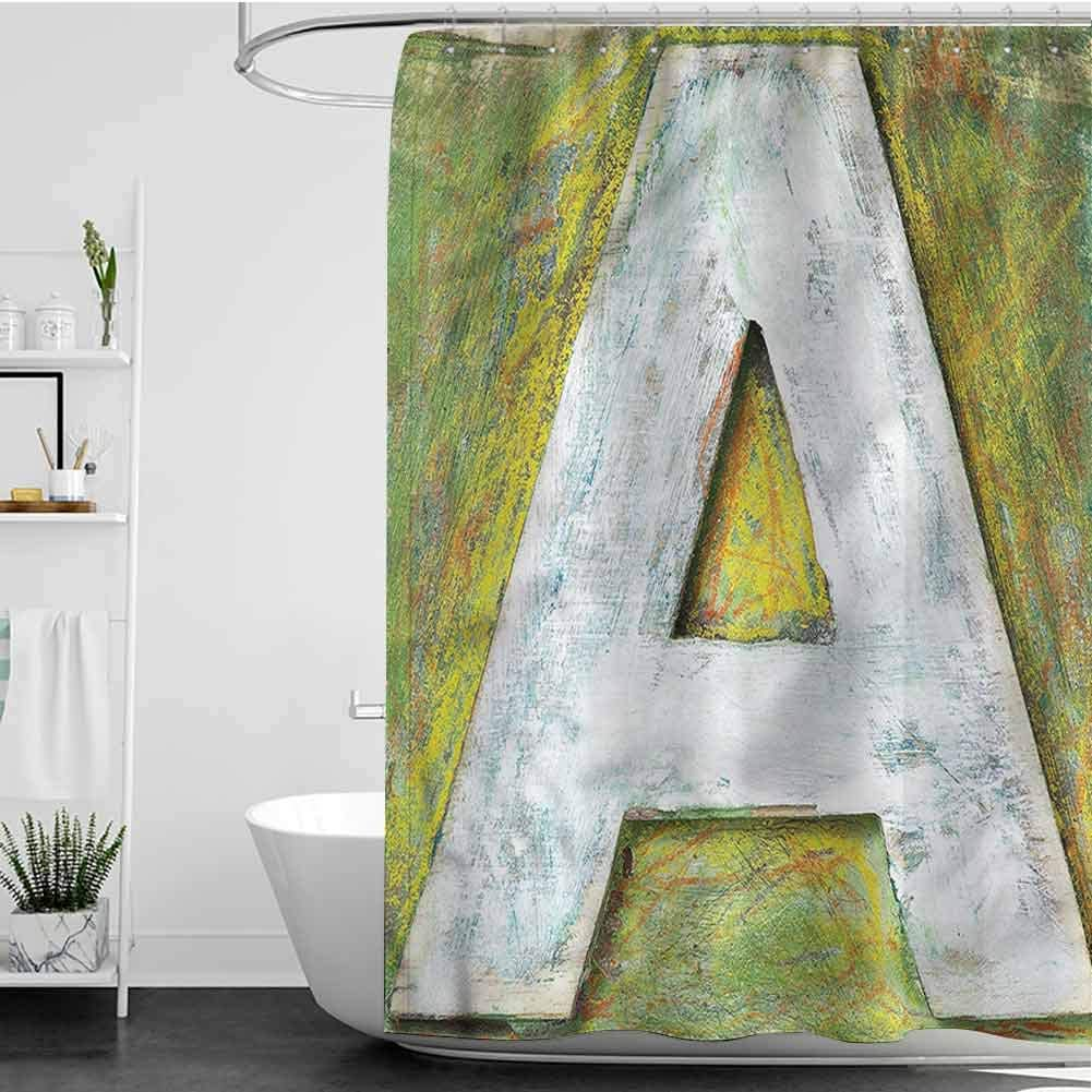 SKDSArts Shower Curtains for Bathroom Kids Wooden Lowest price challenge A Deteriorated Max 48% OFF