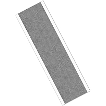 2.83 width 7.25 length 2.83 width 3M 3311 2.83 x 7.25-25 3M 3311 2.83 x 7.25-25 Silver Aluminum Foil//Rubber Adhesive Tape 0.0036 Thick 7.25 length
