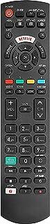 Mando a distancia de repuesto Panasonic para todos los televisores Panasonic LCD 4K Ultra HD HDR Smart TV con Netflix, mi ...