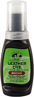 GRIFFIN Leather Dye - Leather Repair and Scratch Repair for Shoes, Boots, Leather Furniture, and More (2.5 oz)