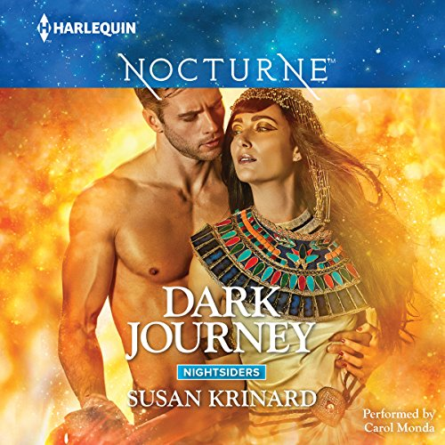 Dark Journey audiobook cover art