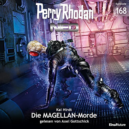 Die Magellan-Morde cover art