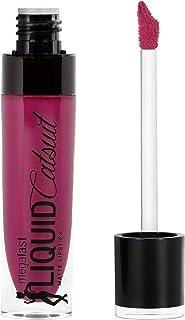 Wet n Wild MegaLast Liquid Catsuit Matte Lipstick, Berry Recognize