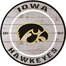 Open Road Brands University of Iowa Hawkeyes Metal Sign