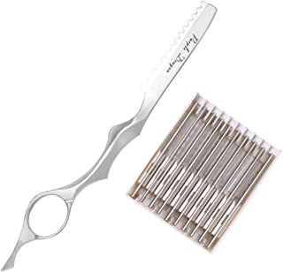FRCOLOR Juego de Maquinilla de Afeitar para Estilizar El Cabello Maquinillas de Afeitar Texturizadoras de Corte Manual de ...