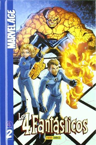 Marvel Age 2, Los 4 Fantásticos