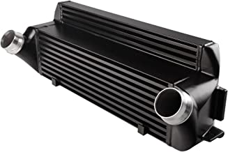 NEW Fit For Bmw 1 Series F20, 2 Series F22 / F23, 3 Series F30 / F31 / F34, 4 Series F32 / F33 Black Performance Front Mount Bolt on Turbo Aluminum Intercooler, Support 500hp+