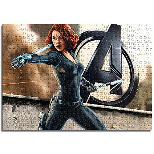 Puzzle 1000 Piezas Ultron Age of Avengers Puzzle Game Brain Free Time 26x38