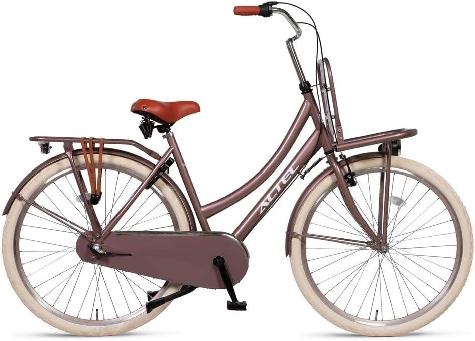 Hoopfietsen 28 Zoll Hollandrad Damen Altec Dutch 3 Gänge 53cm Rahmenhöhe