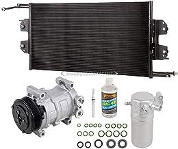 For Chevy Express 1500 GMC Savana A/C Kit w/AC Compressor Condenser Drier - BuyAutoParts 60-82512CK New