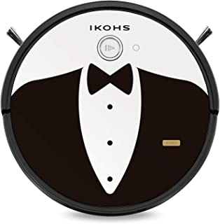 IKOHS NETBOT S15 - Robot aspirador profesional 4 en 1: barre aspira pasa la mopa y friega (Netbot s15  Alfred)