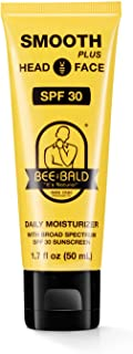 Bee Bald Smooth Plus Daily Moisturizer With Spf 30 Sunscreen, 1.7 Oz (STSPF17OZ)