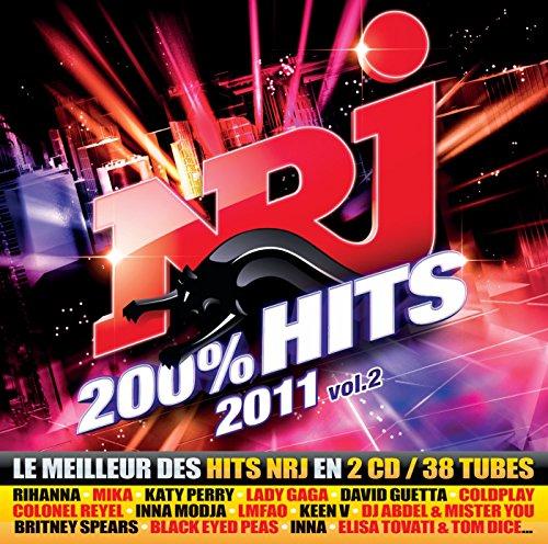 Nrj 200% Hits 2011 /Vol.2 (2 CD)