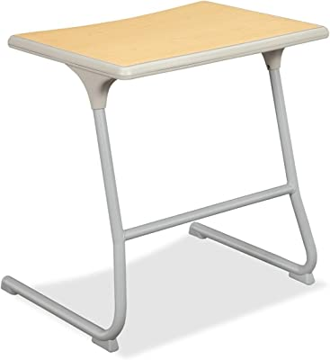 Hon Student Desk, Regular Adjust, 29-1/2 by 26-1/4 by 23 to 26-Inch