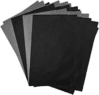 Yutou Carbon Transfer Tracing Graphite Copying tracing Paper for Wood Paper Canvas and Other Art Surfaces(8.5×11in)
