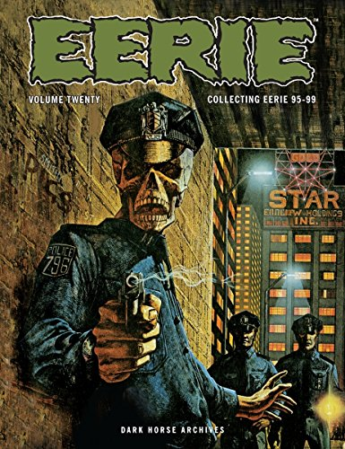 Image of Eerie Archives Volume 20: Collecting Eerie 95-99