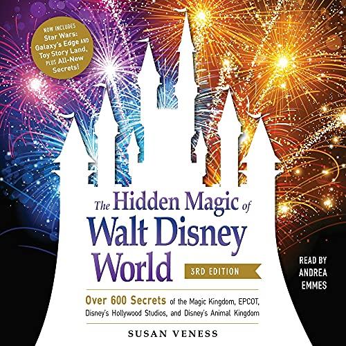 The Hidden Magic of Walt Disney World, 3rd Edition cover art