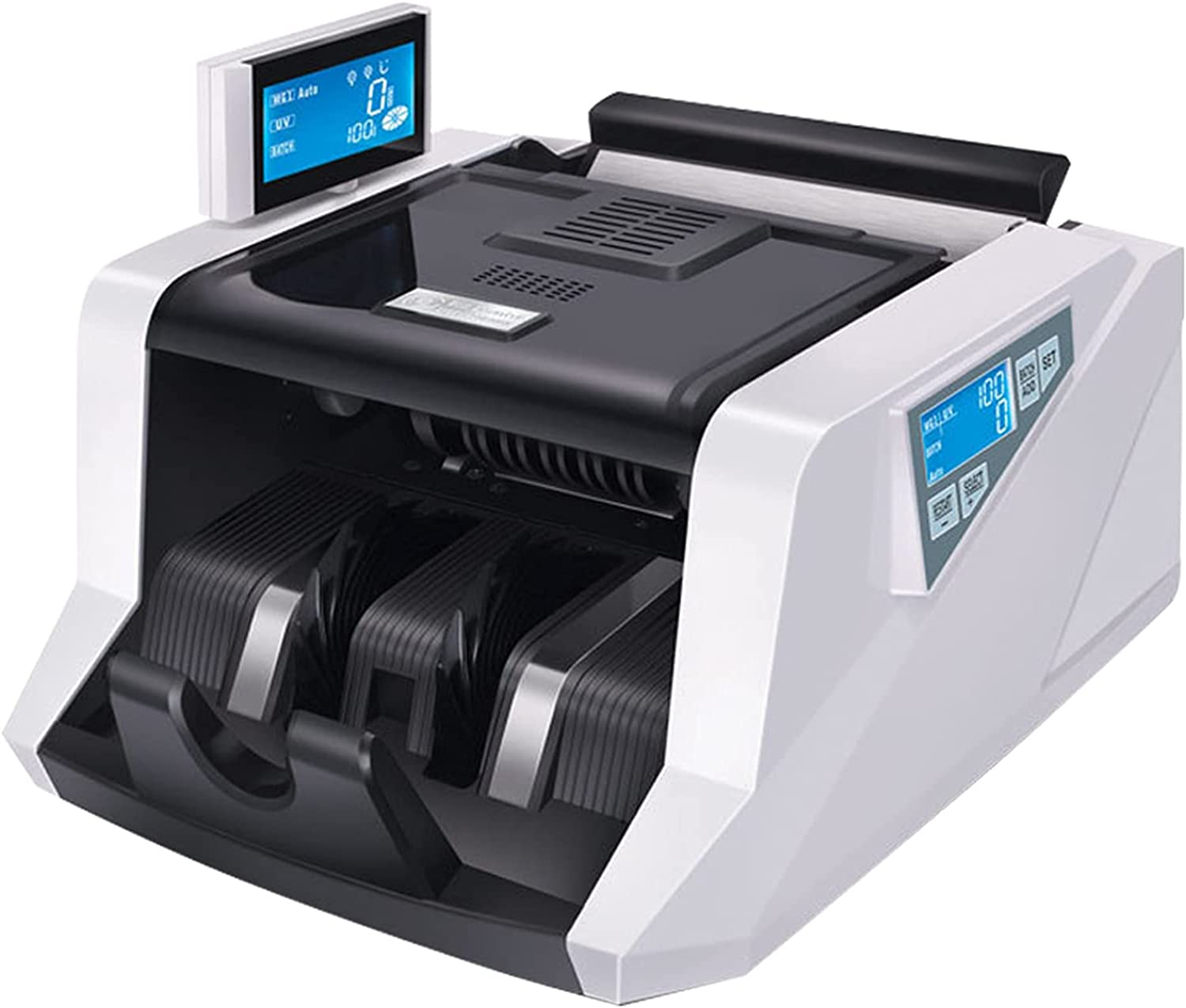 DNYSYSJ Money Max 82% OFF Counter LCD Display Safety and trust Bill Ma Cash Counting