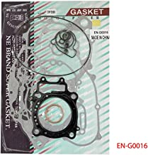 Complete Engine Top End Rebuild Gasket Kit for Honda CRF250R CRF250X CRF 250 R 250 X 2004-2009