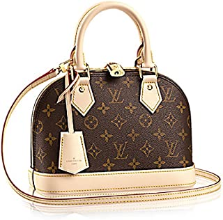Louis Vuitton Monogram Canvas ALMA BB Hand Cross-Body Carry Handbag Article   M53152 aa481ecf26364