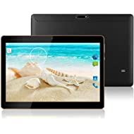 """10.1"""" Inch Android 8.1 Tablet PC,3G Unlocked Phablet 4GB RAM 64GB Storage with Dual sim Card..."""