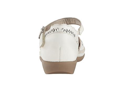 Malea D1916 Blanc Noix Muscade Rieker Mare d'usine 16 De Prix qwExBpFtp