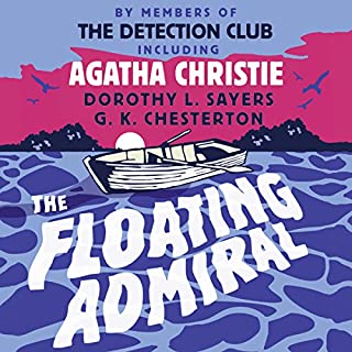 The Floating Admiral cover art