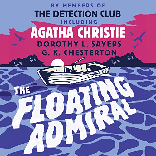 The Floating Admiral audiobook cover art