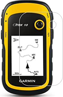 Zshion Screen Protector for Garmin eTrex 10 ,Ultra-thin Explosion-proof Anti-Scratch Full Coverage Screen Protector for Garmin eTrex 10 HD Clear (3 Pack)