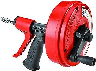 Ridgid Drain Cleaner Power Spin+with Autofeed リジッド ドレン クリーナー 57043 Ridgid Drain Cleaner Power Spin [並行輸入品]